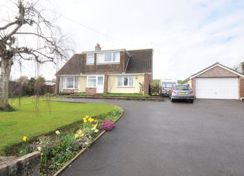 Thumbnail 4 bed detached bungalow for sale in Meadgate, Camerton, Bath