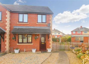 Thumbnail 3 bed end terrace house for sale in Ifton Fields, St. Martins, Oswestry