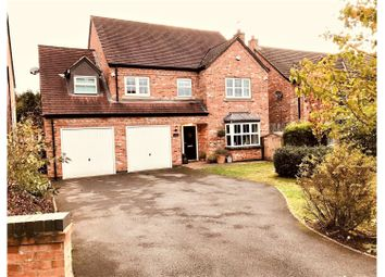 Thumbnail 6 bed detached house for sale in The Conifers, Ranby