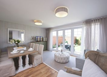 Thumbnail 3 bed end terrace house for sale in Manley Boulevard, Holborough Lakes, Snodland, Kent