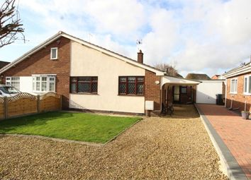 Thumbnail 2 bed semi-detached bungalow for sale in Willow Tree Crescent, Lutterworth