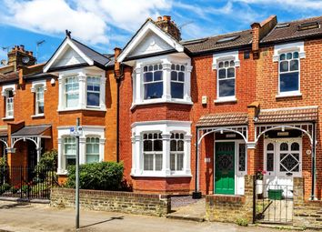 Thumbnail 4 bed terraced house for sale in Melbourne Road, Merton Park, London