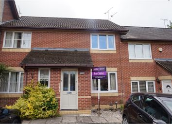 Thumbnail 2 bed terraced house for sale in Redgrave Drive, Crawley
