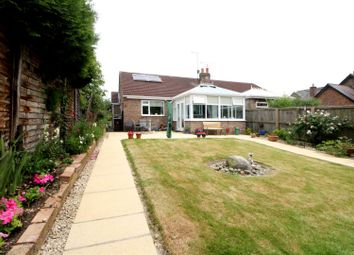 Thumbnail 3 bed semi-detached bungalow for sale in Lothlorian Court, Greenlands, Driffield