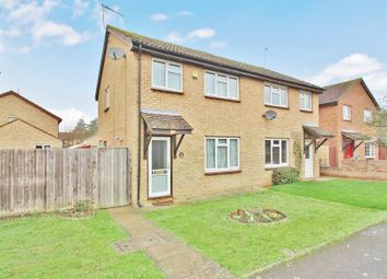Thumbnail 3 bed semi-detached house for sale in Peachcroft Road, Abingdon