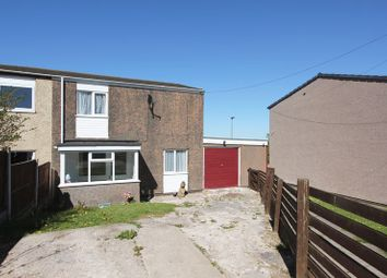 Thumbnail 3 bed terraced house for sale in Ffynnon Nefydd, Llannefydd, Denbigh