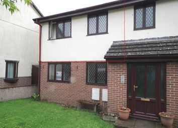 Thumbnail 2 bed flat to rent in Fairfields, East Looe, Cornwall