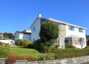 Thumbnail 4 bed detached house for sale in Wadham Road, Liskeard, Cornwall