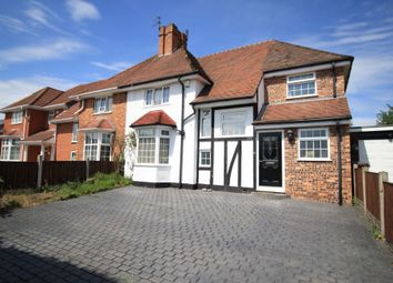 Thumbnail 4 bed semi-detached house for sale in Coalway Road, Wolverhampton