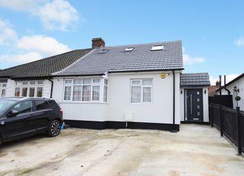 Thumbnail 3 bed semi-detached bungalow for sale in Northfield Avenue, Orpington, Kent