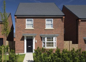 """Thumbnail 4 bed detached house for sale in """"Irving"""" at London Road, Nantwich"""