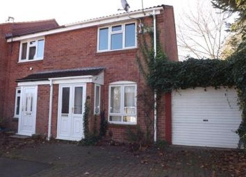 Thumbnail 2 bed end terrace house for sale in Stonefield Close, Eastleaze, Swindon, Wiltshire