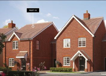 """Thumbnail 3 bed terraced house for sale in """"The Henham"""" at Green Road, Rickling Green, Saffron Walden"""