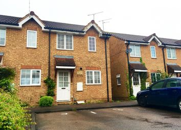 Thumbnail 2 bed end terrace house to rent in Sheriden Close, Dunstable
