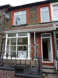 Thumbnail 4 bed terraced house to rent in North Road, Ferndale