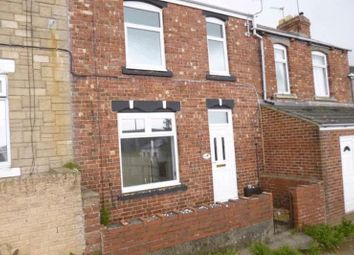 Thumbnail 2 bed semi-detached house to rent in Clarence Gardens, Crook