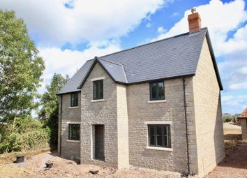 Thumbnail 4 bed detached house for sale in Barton Road, Keinton Mandeville, Somerton