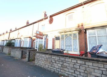 Thumbnail 3 bedroom terraced house for sale in Nineveh Road, Handsworth