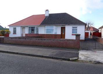Thumbnail 2 bed semi-detached bungalow for sale in Fullarton Road, Prestwick