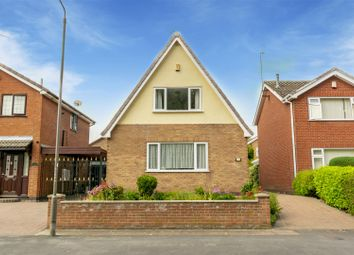 Thumbnail 2 bed detached bungalow for sale in Wilne Road, Long Eaton, Nottingham