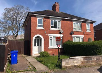 Thumbnail 3 bed semi-detached house for sale in Queensmead Road, Meir, Stoke-On-Trent, Staffordshire