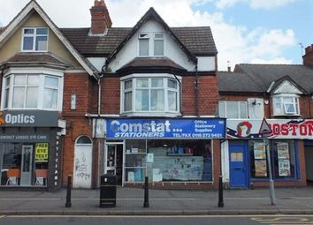 Thumbnail 1 bed flat to rent in Evington Road, Leicester