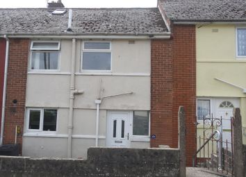 Thumbnail 3 bed terraced house for sale in O'donnell Road, Barry