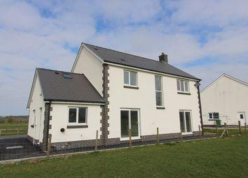 Thumbnail 4 bedroom detached house for sale in Tregaron, Ceredigion