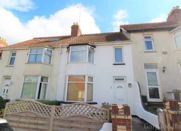 Thumbnail 4 bed terraced house for sale in Leys Road, Torquay