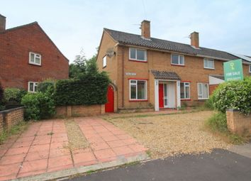 Thumbnail 3 bedroom semi-detached house for sale in Purland Road, Norwich