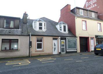 Thumbnail 3 bedroom terraced house for sale in St John Street, Stranraer
