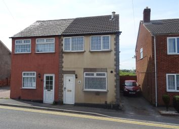 Thumbnail 2 bed semi-detached house for sale in Talbot Street, Whitwick, Coalville