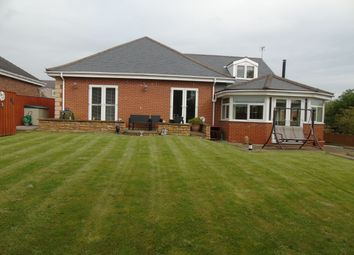 Thumbnail 3 bed bungalow for sale in First Row, Linton Colliery, Morpeth