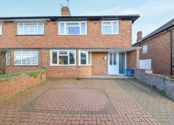 Thumbnail 3 bed semi-detached house for sale in Duncan Way, Bushey