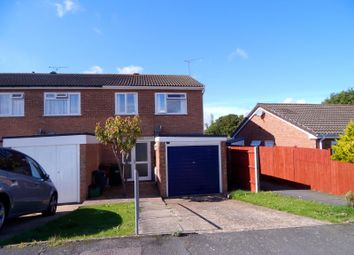 Thumbnail 3 bedroom end terrace house to rent in Orchid Close, Eastbourne