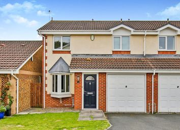 Thumbnail 3 bed semi-detached house for sale in Dean Park, Ferryhill, Durham