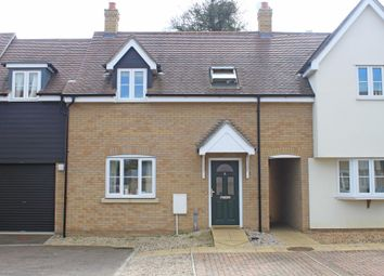 Thumbnail 2 bed terraced house to rent in Clifton Mews, Kentford