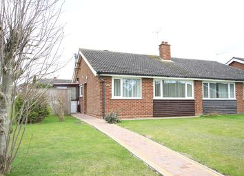 Thumbnail 2 bed bungalow for sale in Edinburgh Gardens, Claydon, Ipswich, Suffolk