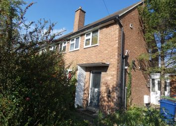 Thumbnail 1 bed flat to rent in Birdwood Road, Cambridge
