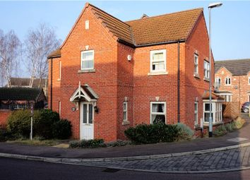 Thumbnail 4 bed detached house for sale in Betts Avenue, Hucknall