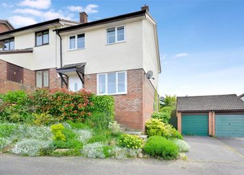 Thumbnail 3 bed semi-detached house for sale in Southbrook Road, Bovey Tracey, Devon