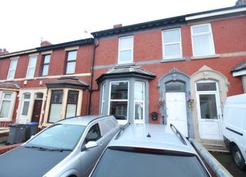 Thumbnail 4 bed terraced house for sale in Ashburton Road, Blackpool