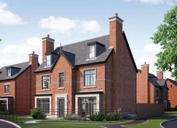 Thumbnail 5 bedroom detached house for sale in Alderley Park, Nether Alderley