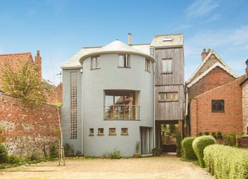 Thumbnail 4 bed detached house for sale in Croft Yard, Wells-Next-The-Sea