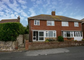 Thumbnail 4 bed semi-detached house for sale in Heighton Road, South Heighton, Newhaven