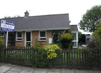 Thumbnail 1 bed bungalow to rent in Welham Lane, Risby, Bury St. Edmunds