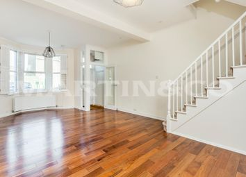 Thumbnail 4 bed terraced house to rent in Palmerston Road, Wimbledon, London