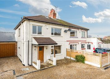 Thumbnail 3 bed semi-detached house to rent in Walton Place, Pannal, Harrogate, North Yorkshire