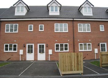 Thumbnail 3 bed town house for sale in West Street, Nottingham