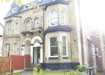 Thumbnail 1 bed flat to rent in Stanley Road, Whalley Range, Manchester